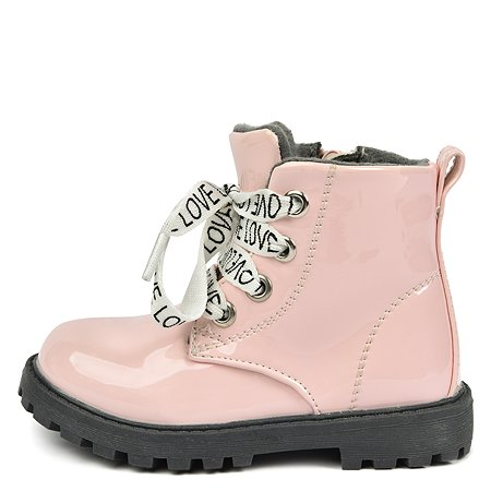 Ботинки BabyGo розовые