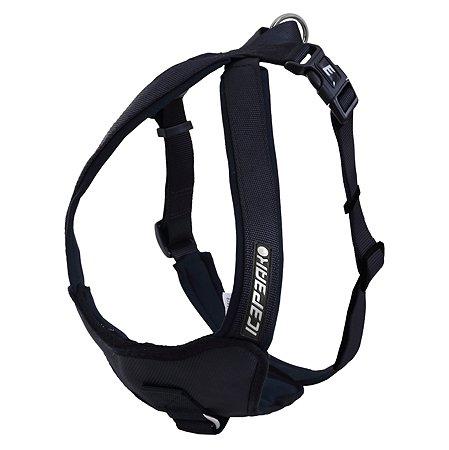 Шлейка для собак ICEPEAK PET L Черный 570302304B990L