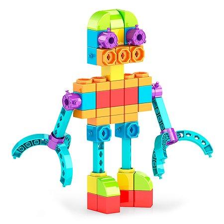 Конструктор Engino Qboidz Робот 8моделей QB08C