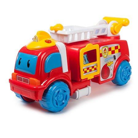 Машина Navystar Пожарная