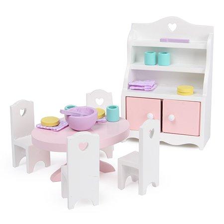 Набор для кукольного дома ELC Rosebud Столовая 146043