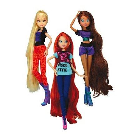 Кукла Winx Club Магия красоты в ассортименте