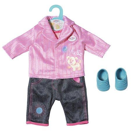 Одежда для кукол Zapf Creation Baby Born My Little для детского сада 827-369