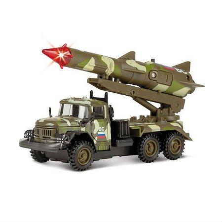 Машина Технопарк ЗИЛ 131 Ракета Вооруженные силы