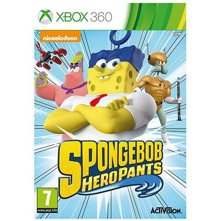 Игра Activision SpongeBob Heropants Xbox 360 англ версия