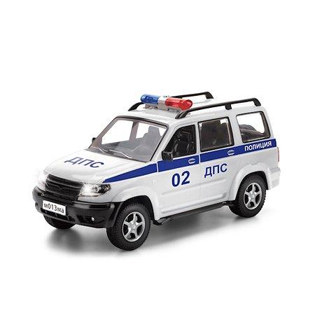 Машина Технопарк Уаз Патриот Полиция 187235