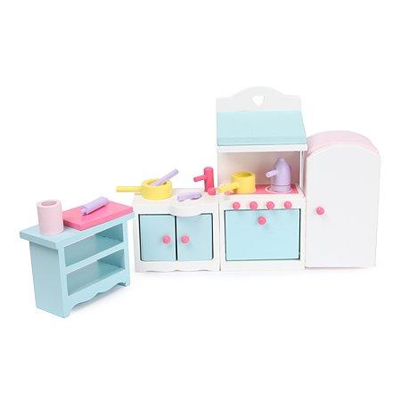 Набор для кукольного дома ELC Rosebud Кухня 146045