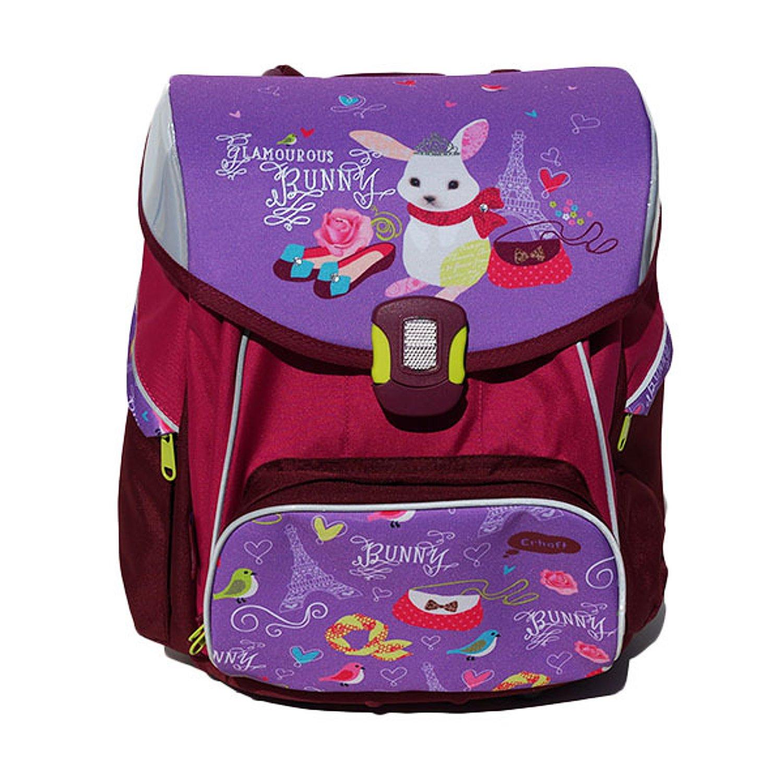 a16e9e6447e4 Ранец Erhaft Модный кролик - купить в интернет магазине Детский Мир ...