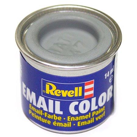Краска Revell мышино-серая 7005 матовая