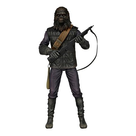 Фигурка NECA Planet Of The Apes 7 Series 1 - Gorilla
