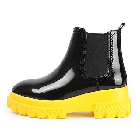 Ботинки Keddo чёрные