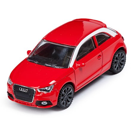 Машинка Rastar Audi A1 1:43 Красная
