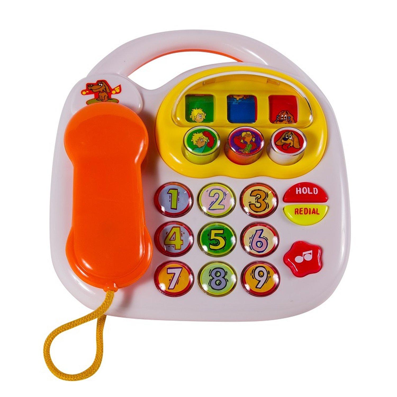 9297a3902db0 Детский телефон Baby Go обучающий - купить в интернет магазине ...