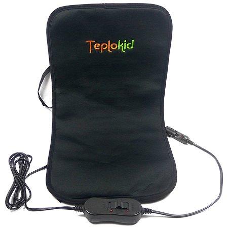 Автомобильный подогрев Teplokid для детского сидения Чёрный (TK-003)