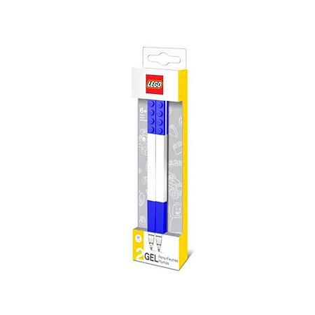 Набор ручек LEGO гелевых 2шт Синие 51503