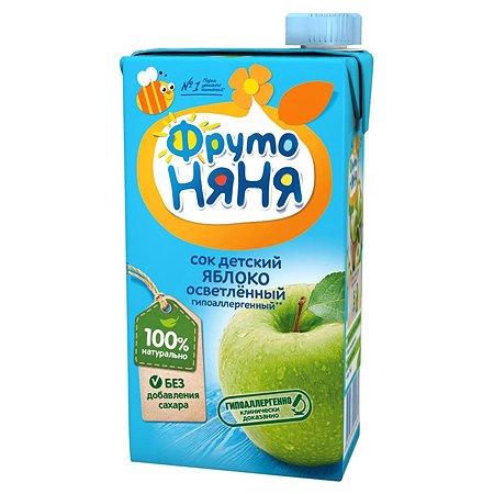 Сок ФрутоНяня из яблок 0,5 л от 3 лет