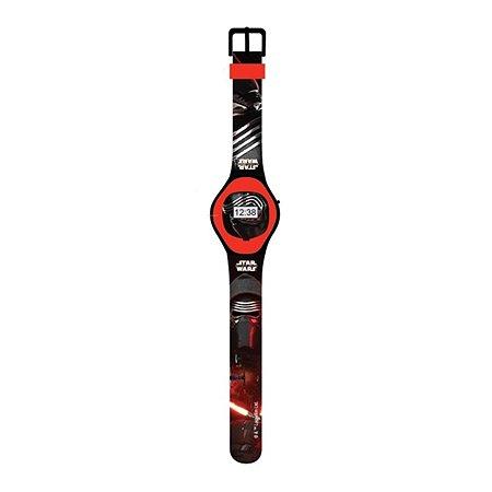 Часы наручные электронные Star Wars Кайло Рен