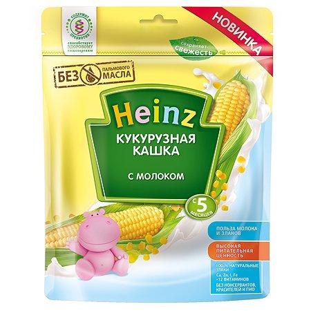 Каша Heinz молочная кукурузная 250 г 5 месяцев