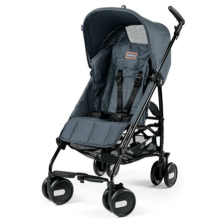 Прогулочная коляска Peg-Perego Pliko Mini Classico Blue Denim
