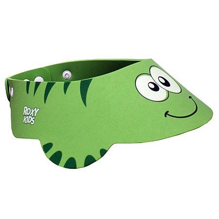 Козырек для мытья головы ROXY-KIDS зеленый