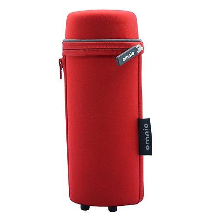 Термочехол для бутылочки Omnio Insulated Bottle Bag Red