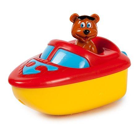 Игрушка для ванной Navystar Лодка 66898-1