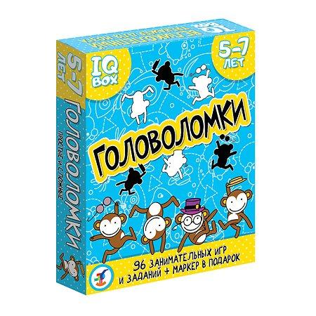 Карточные игры Дрофа-Медиа Головоломки 5-7 лет 3565
