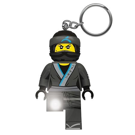 Брелок-фонарик для ключей LEGO Ninjago Movie Nya