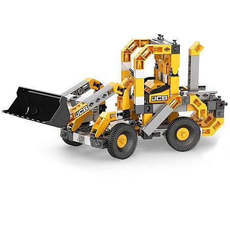 Конструктор Engino JCB Тракторный погрузчик 3модели JCB20