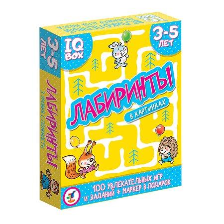 Карточные игры Дрофа-Медиа Лабиринты 3-5 лет 3566
