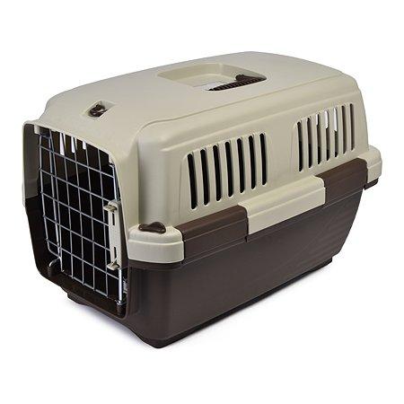 Переноска для кошек и собак MARCHIORO Cayman 1 Коричнево-бежевая