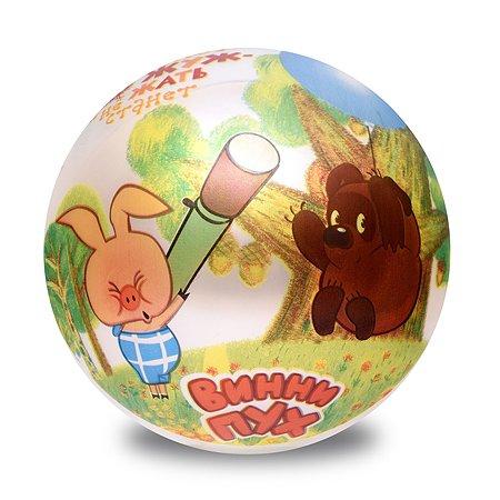 Мяч ЯиГрушка Союзмультфильм Винни Пух 12103ЯиГ