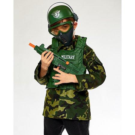Набор игровой FRESH-TREND Военный OXI-186281