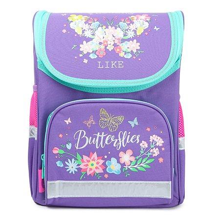 Ранец школьный Erhaft Butterfly BTF003