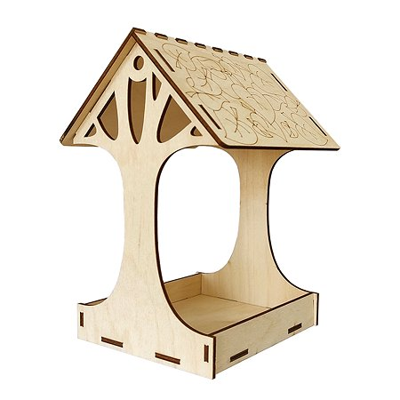 Сборная модель Символик Дерево Кормушка №5 Символик
