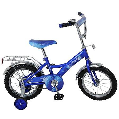 "Велосипед Navigator Basic 14"" Синий"