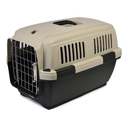 Переноска для кошек и собак MARCHIORO Cayman 2 Зелено-бежевая