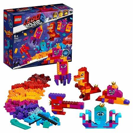 Конструктор LEGO Movie Шкатулка королевы Многолики Собери что хочешь 70825