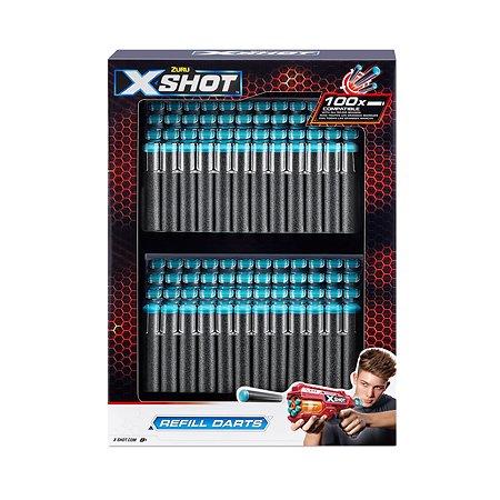 Набор дополнительных дротиков X-SHOT 100 шт