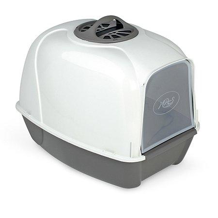 Био-туалет для кошек MPS Pixi Серый