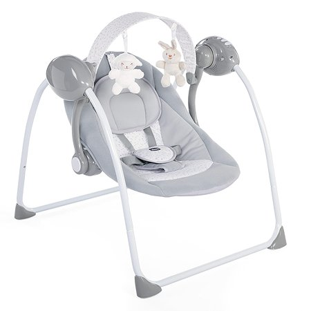 Качельки Chicco Relax Play Cool Grey