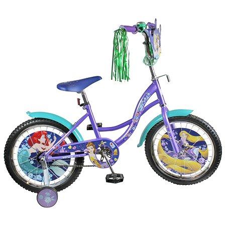 """Велосипед Disney Princess Принцессы 14""""  ВН14165"""