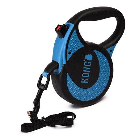 Рулетка KONG Ultimate синяя лента 5м до 70кг