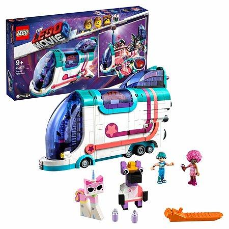 Конструктор LEGO Movie Автобус для вечеринки 70828