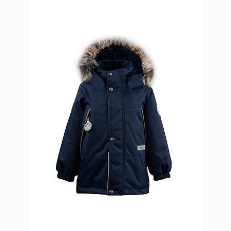 Куртка mick Kerry тёмно-синяя