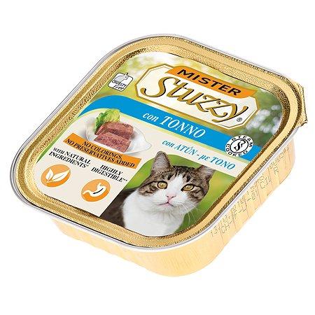 Корм для кошек Stuzzy Mister с тунцом консервированный 100г