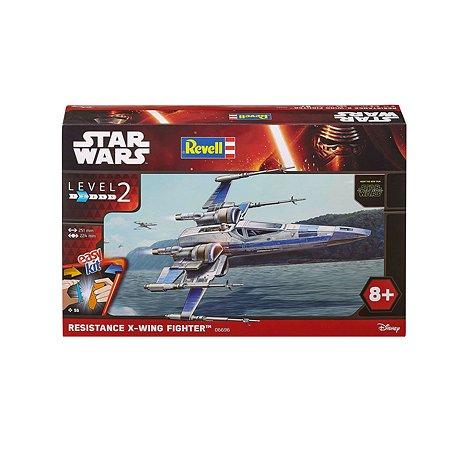 Модель для сборки Revell Звездные войны ИстребительX-WingСопротивления Easykit