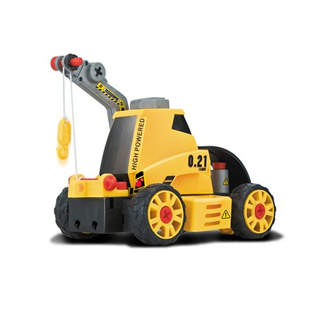 Машинка-конструктор Devik Toys Кран