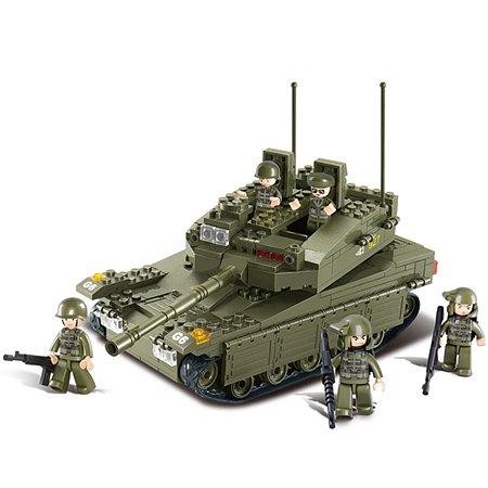 Конструктор SLUBAN Сухопутные войска 2 K-1 Танк