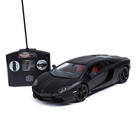 Машинка на радиоуправлении Mobicaro Lamborghini LP700 1:14 34 см Черная